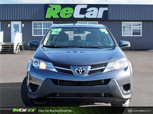 2013 Toyota RAV4 LE (Stk: 190811A) in Fredericton - Image 2 of 21
