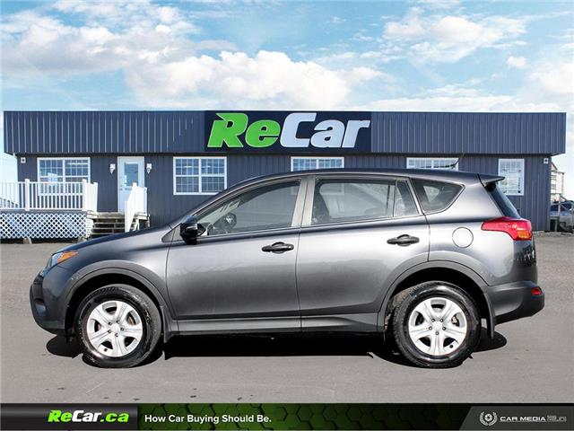 2013 Toyota RAV4 LE (Stk: 190811A) in Fredericton - Image 3 of 21