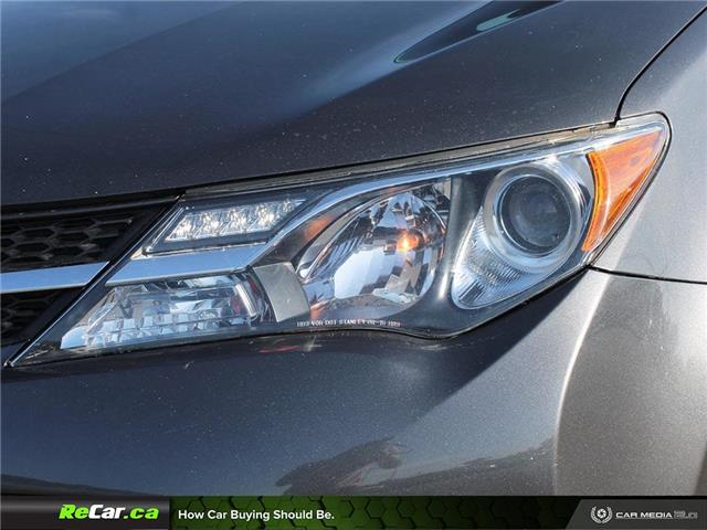 2013 Toyota RAV4 LE (Stk: 190811A) in Fredericton - Image 8 of 21