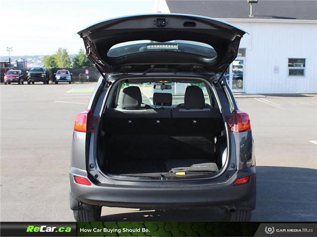 2013 Toyota RAV4 LE (Stk: 190811A) in Fredericton - Image 9 of 21