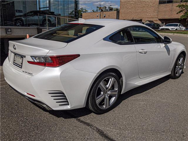 2016 Lexus RC 300  (Stk: 28701A) in Markham - Image 9 of 19