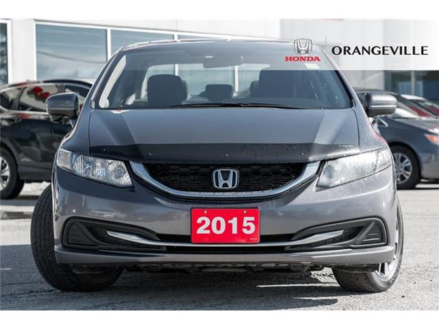 2015 Honda Civic EX (Stk: V19266A) in Orangeville - Image 2 of 21
