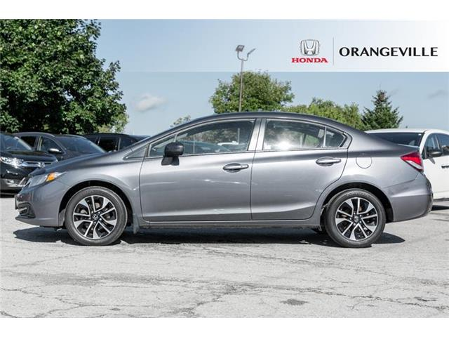 2015 Honda Civic EX (Stk: V19266A) in Orangeville - Image 3 of 21