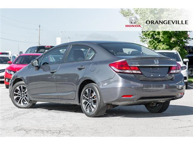 2015 Honda Civic EX (Stk: V19266A) in Orangeville - Image 5 of 21