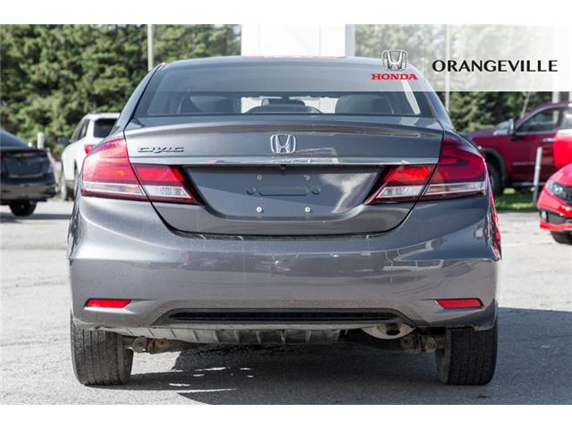 2015 Honda Civic EX (Stk: V19266A) in Orangeville - Image 6 of 21