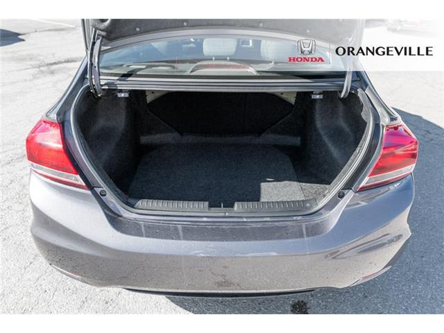 2015 Honda Civic EX (Stk: V19266A) in Orangeville - Image 7 of 21