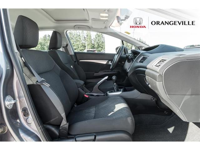 2015 Honda Civic EX (Stk: V19266A) in Orangeville - Image 18 of 21