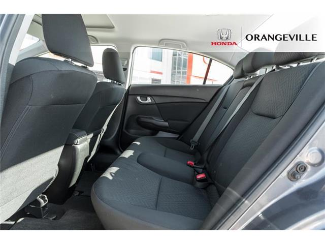 2015 Honda Civic EX (Stk: V19266A) in Orangeville - Image 19 of 21