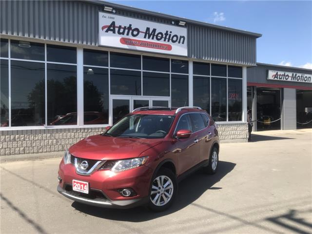 2014 Nissan Rogue SV (Stk: 19947) in Chatham - Image 1 of 23
