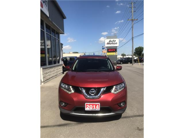 2014 Nissan Rogue SV (Stk: 19947) in Chatham - Image 3 of 23