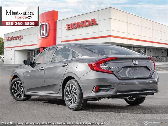 2019 Honda Civic EX (Stk: 327034) in Mississauga - Image 4 of 23