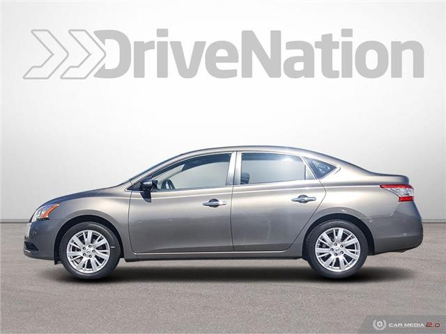 2015 Nissan Sentra 1.8 S (Stk: G0245) in Abbotsford - Image 3 of 25