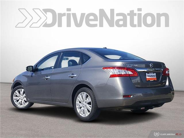 2015 Nissan Sentra 1.8 S (Stk: G0245) in Abbotsford - Image 4 of 25