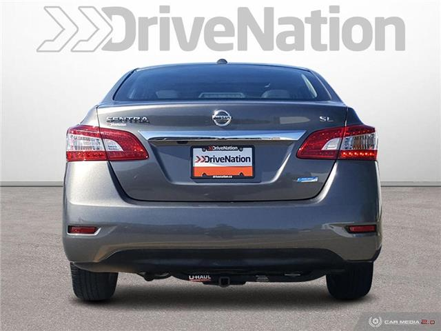 2015 Nissan Sentra 1.8 S (Stk: G0245) in Abbotsford - Image 5 of 25