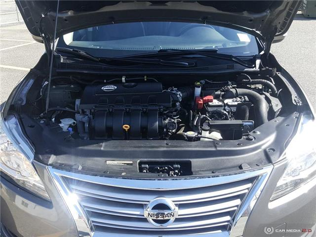 2015 Nissan Sentra 1.8 S (Stk: G0245) in Abbotsford - Image 10 of 25