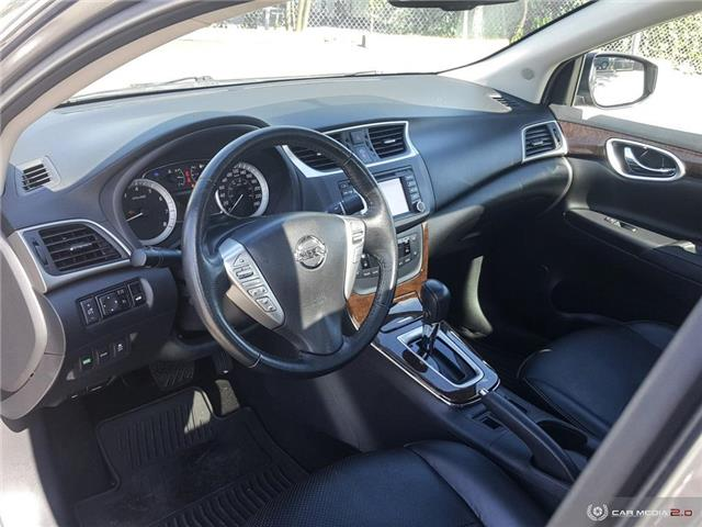 2015 Nissan Sentra 1.8 S (Stk: G0245) in Abbotsford - Image 13 of 25
