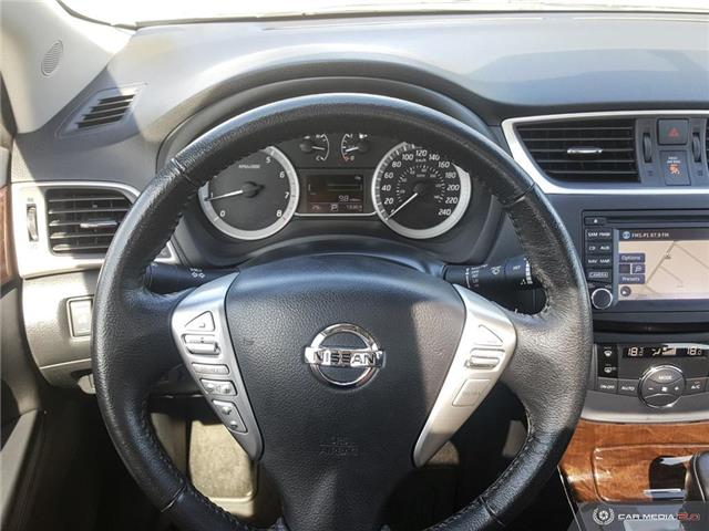 2015 Nissan Sentra 1.8 S (Stk: G0245) in Abbotsford - Image 14 of 25