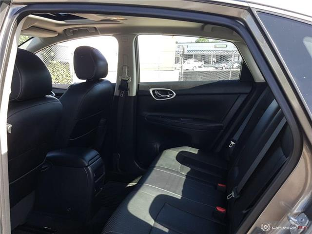 2015 Nissan Sentra 1.8 S (Stk: G0245) in Abbotsford - Image 23 of 25