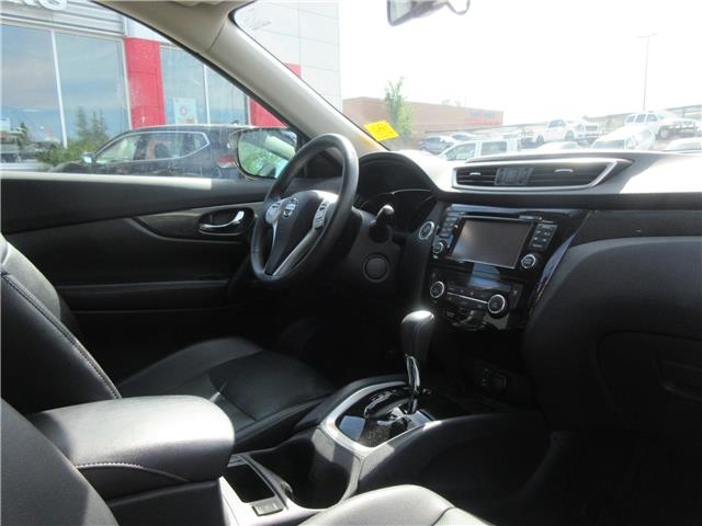 2016 Nissan Rogue SL Premium (Stk: 2843) in Okotoks - Image 17 of 27