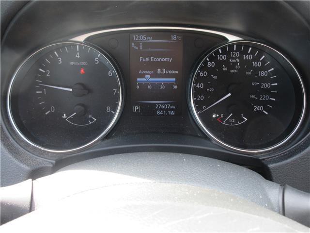 2016 Nissan Rogue SL Premium (Stk: 2843) in Okotoks - Image 8 of 27