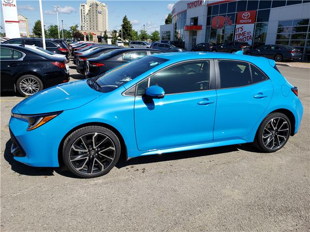 2019 Toyota Corolla Hatchback SE Upgrade Package (Stk: 9-1141) in Etobicoke - Image 2 of 9