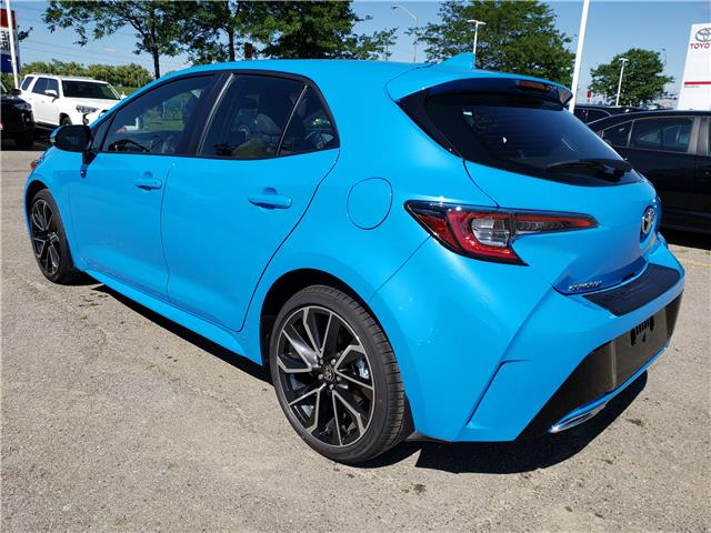 2019 Toyota Corolla Hatchback SE Upgrade Package (Stk: 9-1141) in Etobicoke - Image 3 of 9