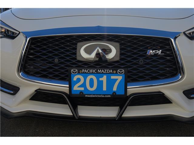 2017 Infiniti Q60 3.0t Red Sport 400 (Stk: 147593A) in Victoria - Image 4 of 27