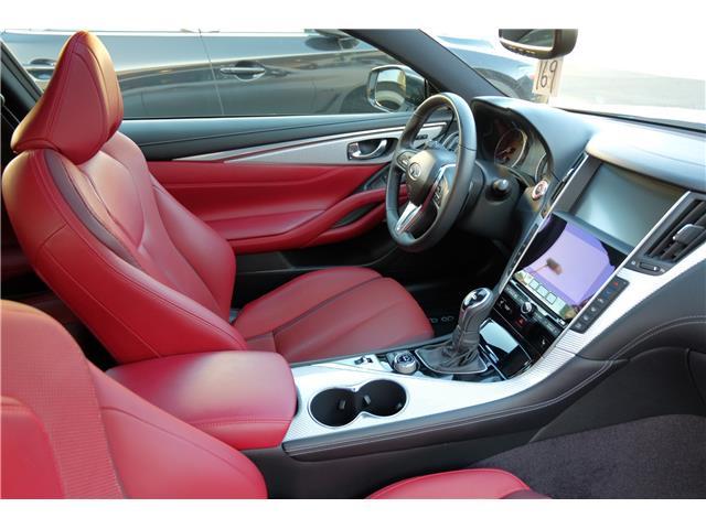 2017 Infiniti Q60 3.0t Red Sport 400 (Stk: 147593A) in Victoria - Image 19 of 27