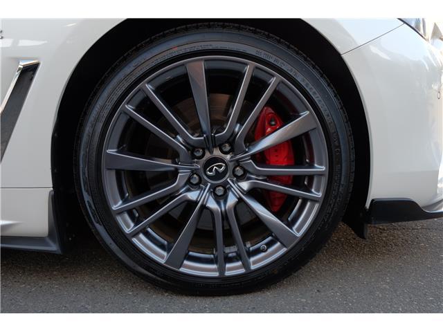 2017 Infiniti Q60 3.0t Red Sport 400 (Stk: 147593A) in Victoria - Image 21 of 27