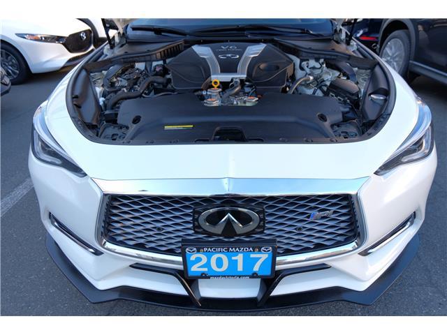 2017 Infiniti Q60 3.0t Red Sport 400 (Stk: 147593A) in Victoria - Image 27 of 27