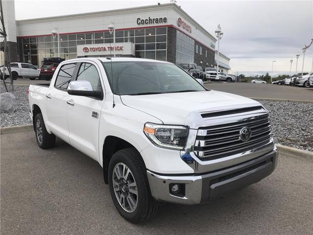 2019 Toyota Tundra 1794 Edition Package (Stk: 190423) in Cochrane - Image 1 of 29