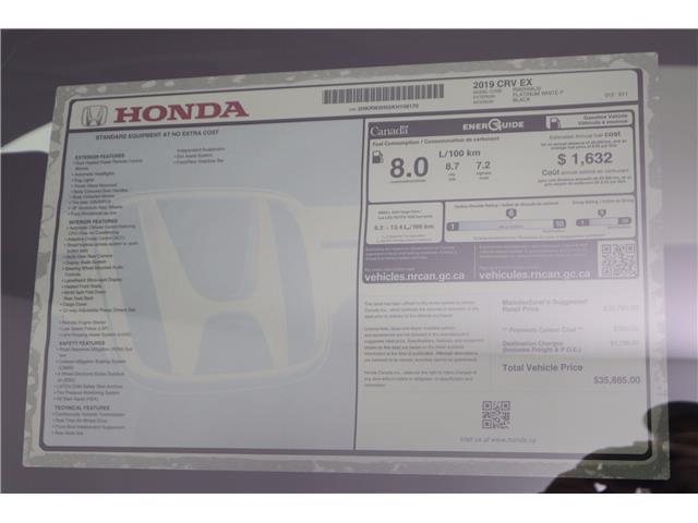 2019 Honda CR-V EX (Stk: 219625) in Huntsville - Image 11 of 32