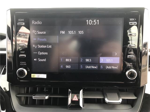 2020 Toyota Corolla SE (Stk: 200044) in Cochrane - Image 19 of 26