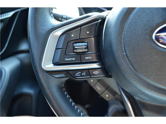 2017 Subaru Impreza Touring (Stk: Z1539) in St.Catharines - Image 8 of 26