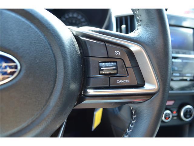 2017 Subaru Impreza Touring (Stk: Z1539) in St.Catharines - Image 9 of 26