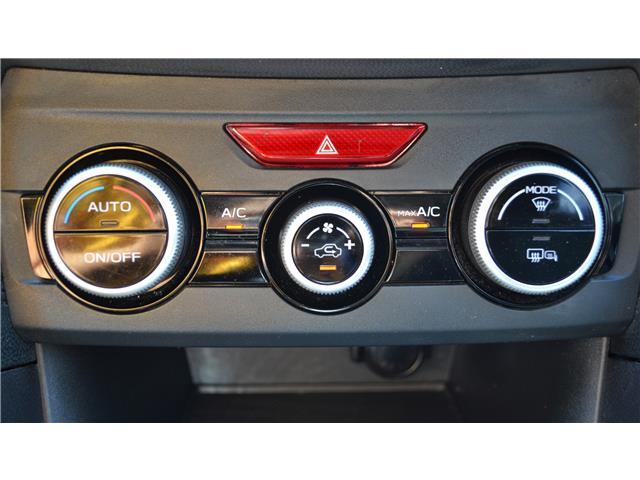 2017 Subaru Impreza Touring (Stk: Z1539) in St.Catharines - Image 12 of 26