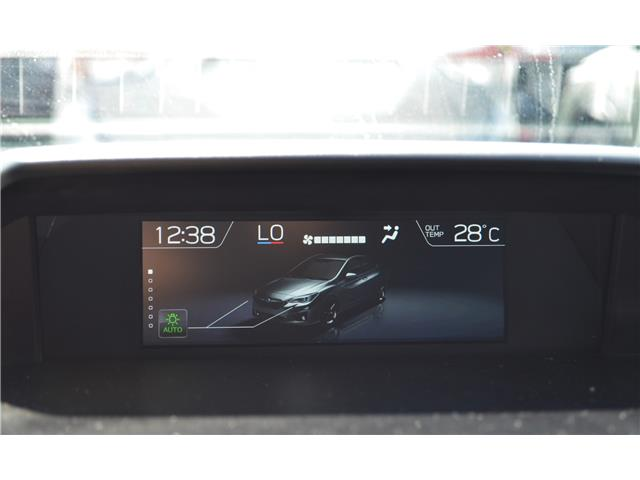 2017 Subaru Impreza Touring (Stk: Z1539) in St.Catharines - Image 13 of 26