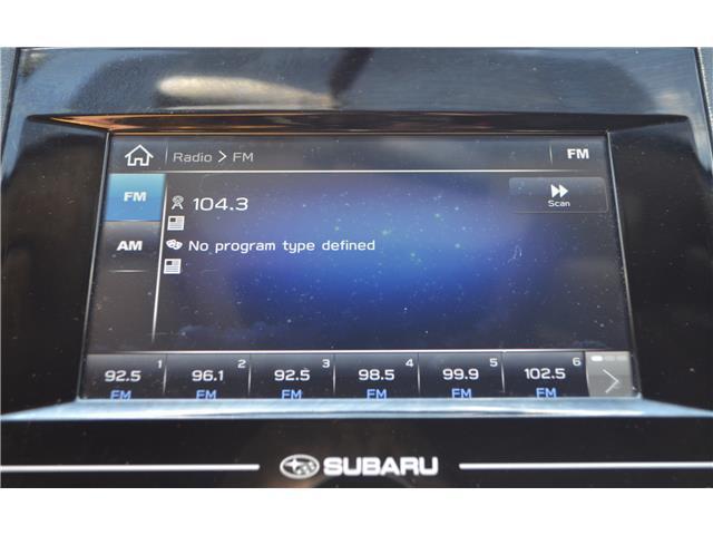 2017 Subaru Impreza Touring (Stk: Z1539) in St.Catharines - Image 14 of 26