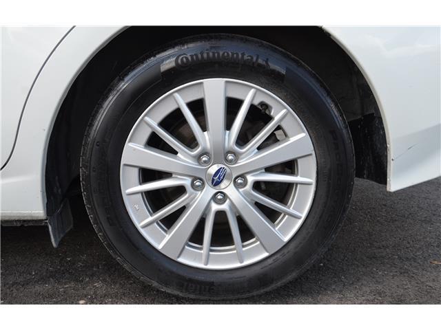 2017 Subaru Impreza Touring (Stk: Z1539) in St.Catharines - Image 23 of 26