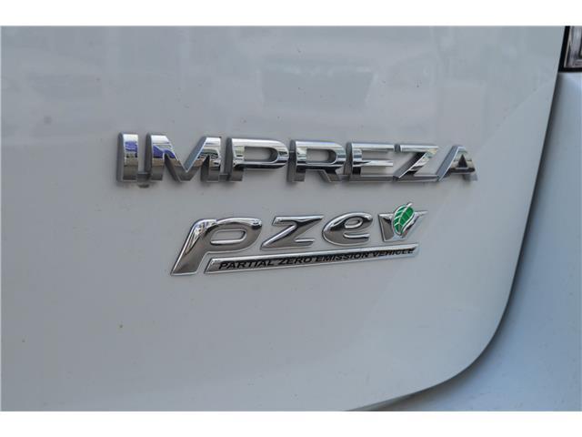 2017 Subaru Impreza Touring (Stk: Z1539) in St.Catharines - Image 24 of 26