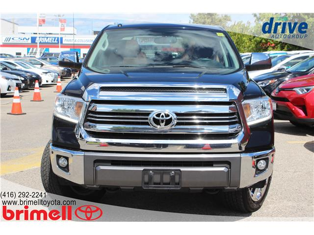 2016 Toyota Tundra Platinum 5.7L V8 (Stk: 197417A) in Scarborough - Image 4 of 28