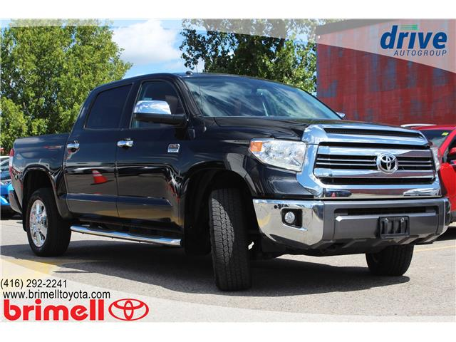 2016 Toyota Tundra Platinum 5.7L V8 (Stk: 197417A) in Scarborough - Image 5 of 28