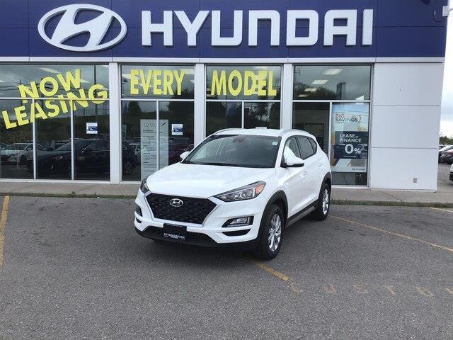 2019 Hyundai Tucson Preferred (Stk: H12137) in Peterborough - Image 1 of 14