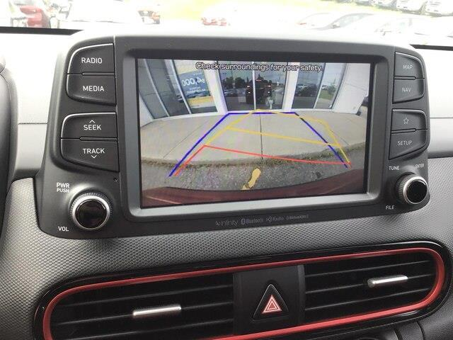2019 Hyundai Kona 1.6T Ultimate (Stk: H12259) in Peterborough - Image 17 of 22