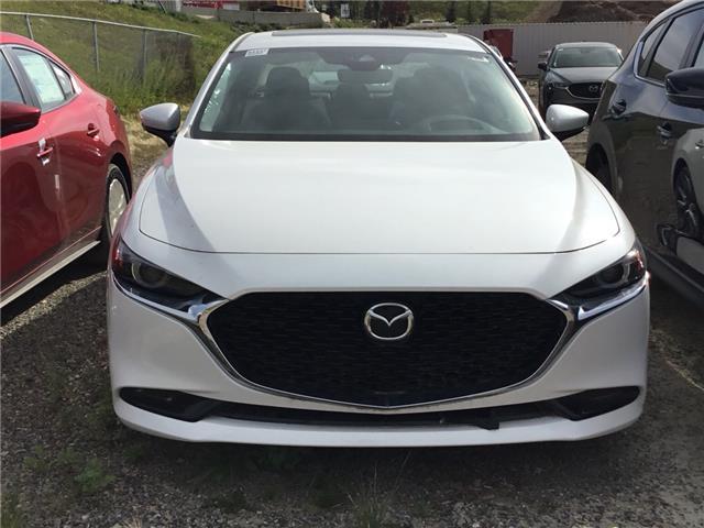 2019 Mazda Mazda3 GT (Stk: N4437) in Calgary - Image 1 of 1