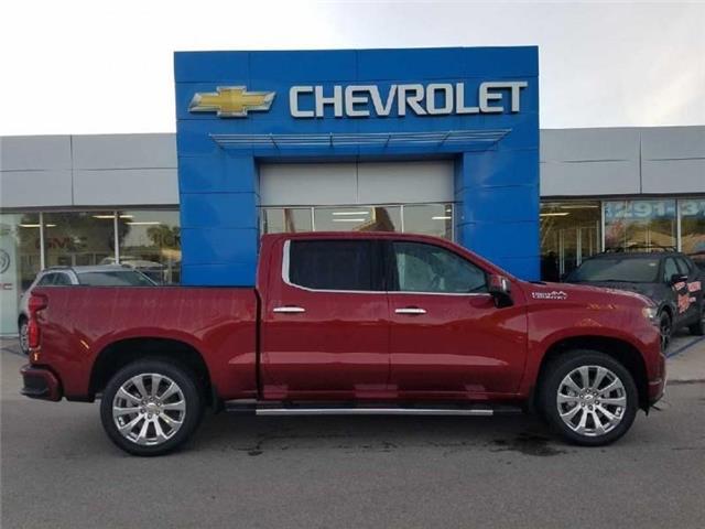 2020 Chevrolet Silverado 1500 High Country - Navigation at ...