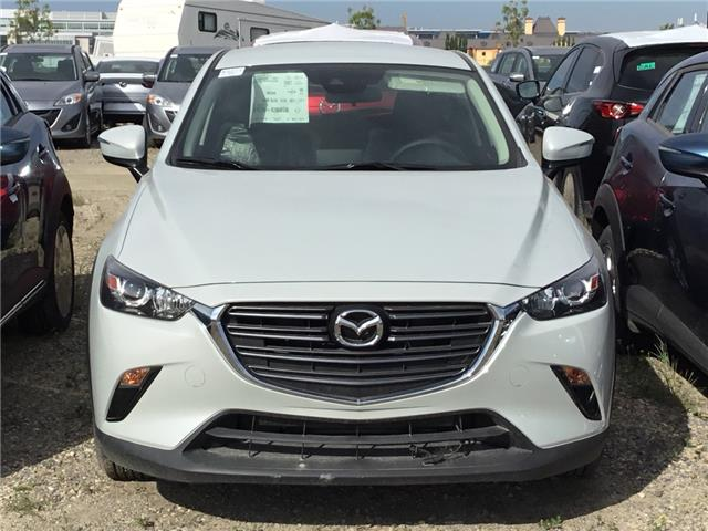 2019 Mazda CX-3 GS (Stk: N4272) in Calgary - Image 1 of 1