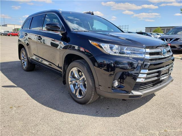 2019 Toyota Highlander Hybrid Limited (Stk: 9-1064) in Etobicoke - Image 7 of 17