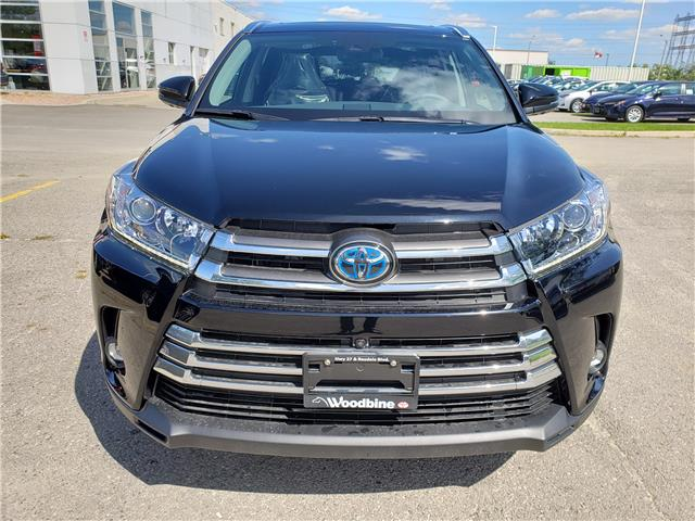 2019 Toyota Highlander Hybrid Limited (Stk: 9-1064) in Etobicoke - Image 8 of 17