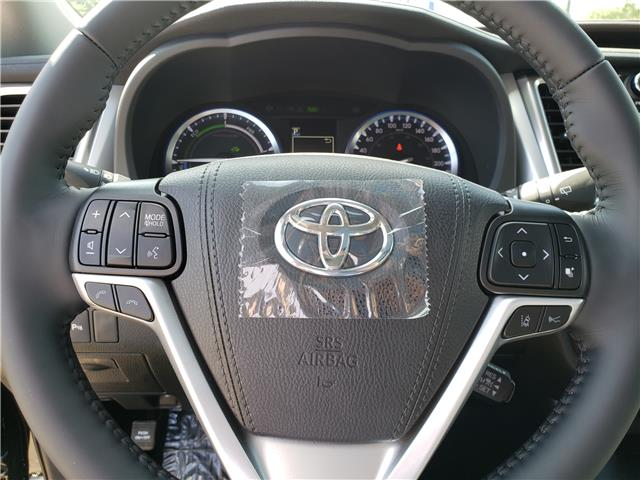 2019 Toyota Highlander Hybrid Limited (Stk: 9-1064) in Etobicoke - Image 14 of 17